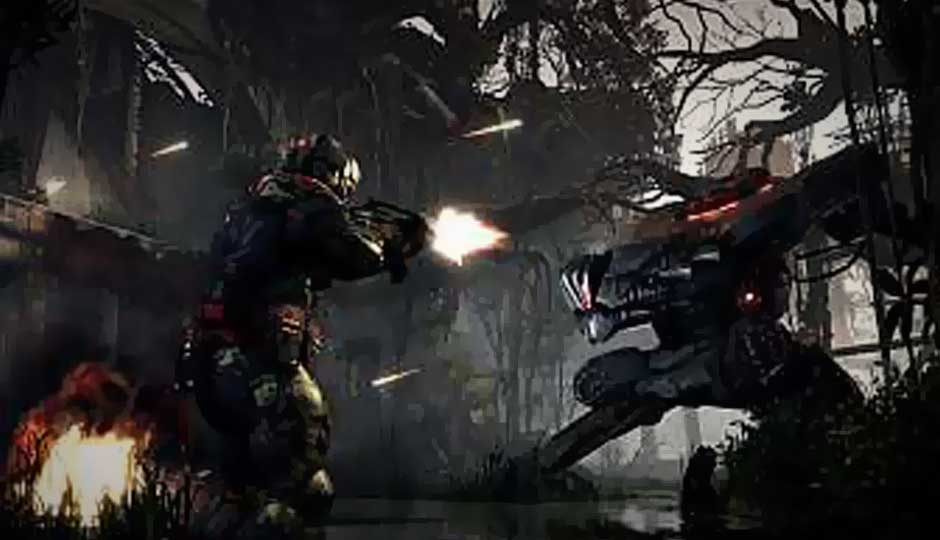Crytek teases us with '7 Wonders of Crysis 3' trailer