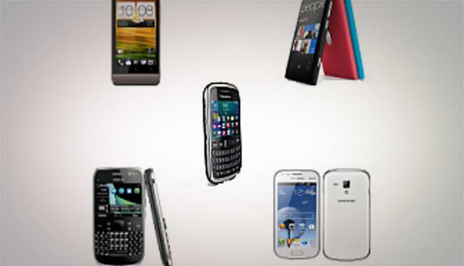 Best smartphone options under Rs. 20,000