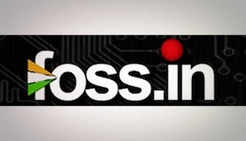 Digit at Foss.in - India's largest free and open source conference