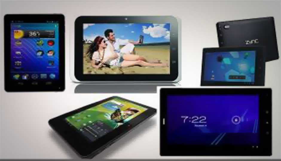 Best 3G Android tablets under Rs. 15,000