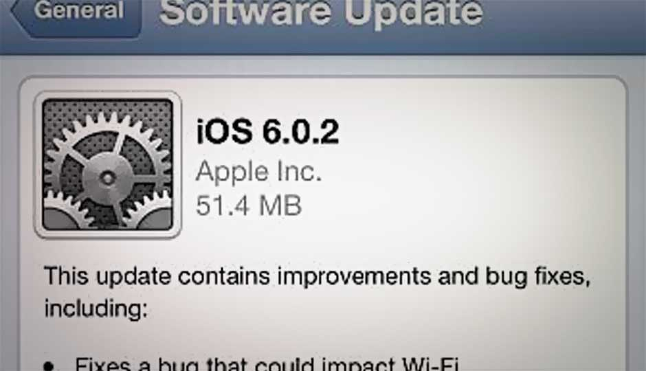 Users report battery issues with iOS 6.0.2; Wi-Fi issues continue for some