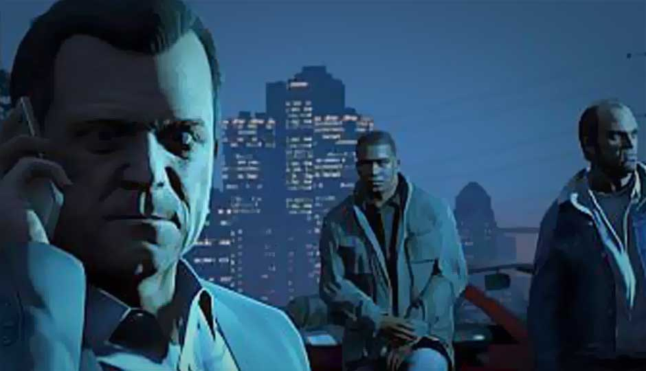 GTA V: new screenshots, epic fan-made trailer and PC release date update