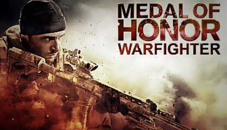 EA purges links promoting firearms from Medal of Honor site