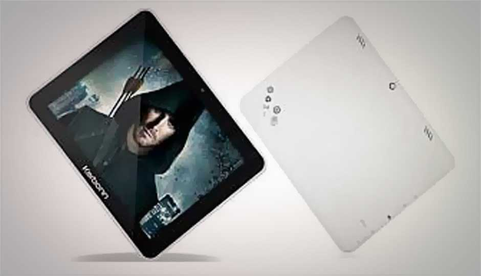 Karbonn launches Smart Tab 8 Velox in India for Rs. 7,025
