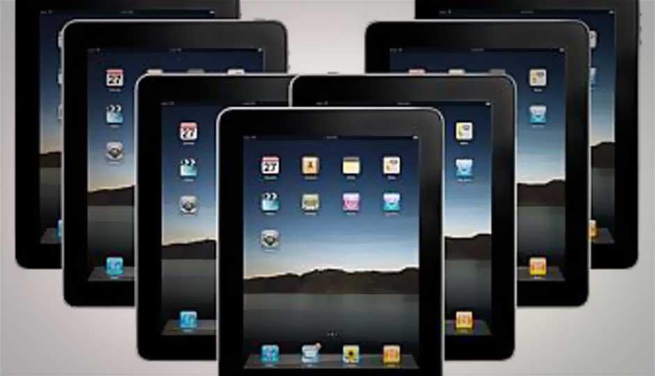Ad network firm Chitika says iPad still dominates tablet market