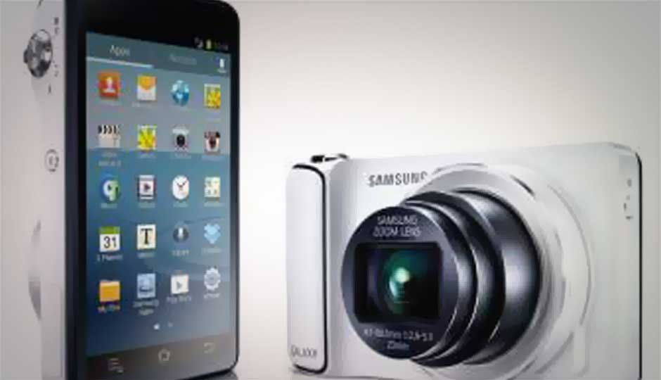 Samsung rolling out Android 4.1.2 update for Galaxy Camera