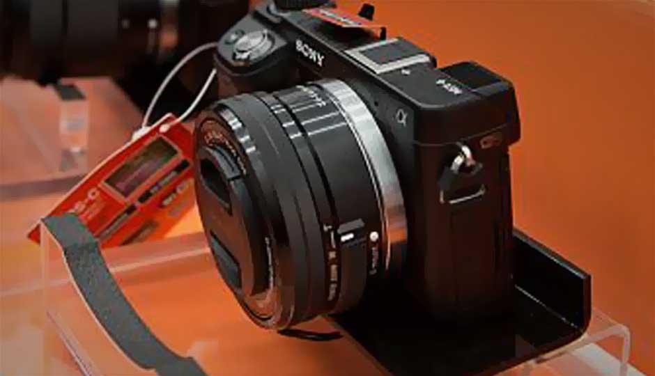 First Impressions: Sony Alpha NEX-6