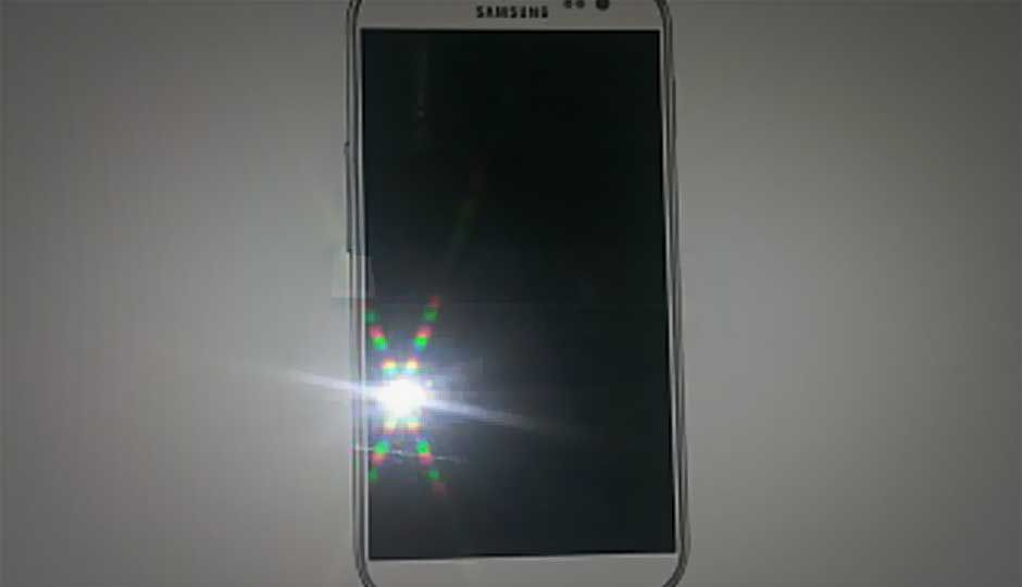Leaked Samsung Galaxy S IV image does the rounds; Q1 launch rumoured