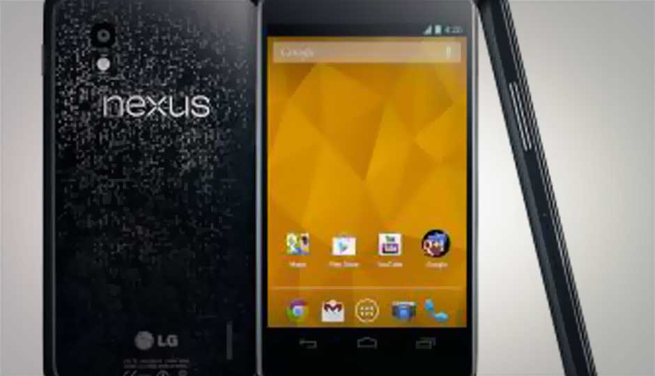 "LG calls Nexus 5 and 7.7 launch at Google I/O 2013 rumours ""unfounded"""