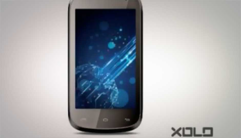 Lava unveils Xolo A500 with ICS and dual-core CPU at Rs. 6,999