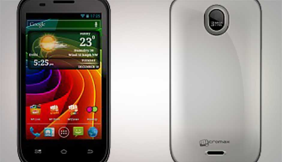 Micromax silently announces A89 Ninja, expected at Rs. 7,000