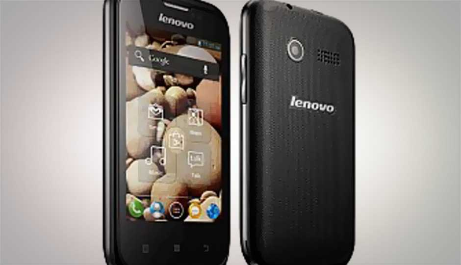 Lenovo and Reliance to launch five sub-Rs. 8,000 smartphones in India