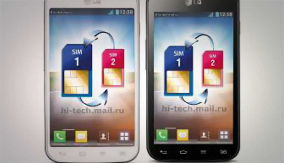 LG Optimus L7 II Dual revealed, a Jelly Bean-based dual-SIM smartphone