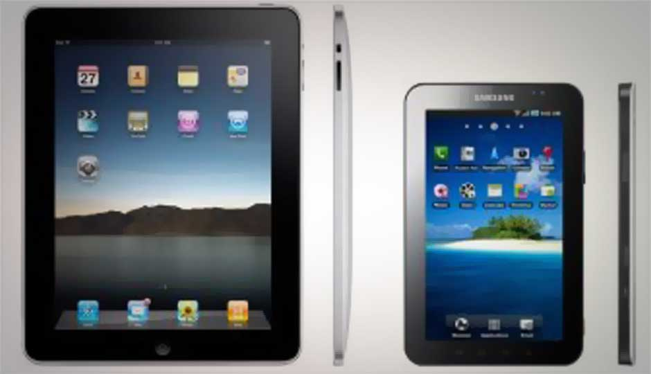 Samsung doubles its share of global tablet market; Apple still leads