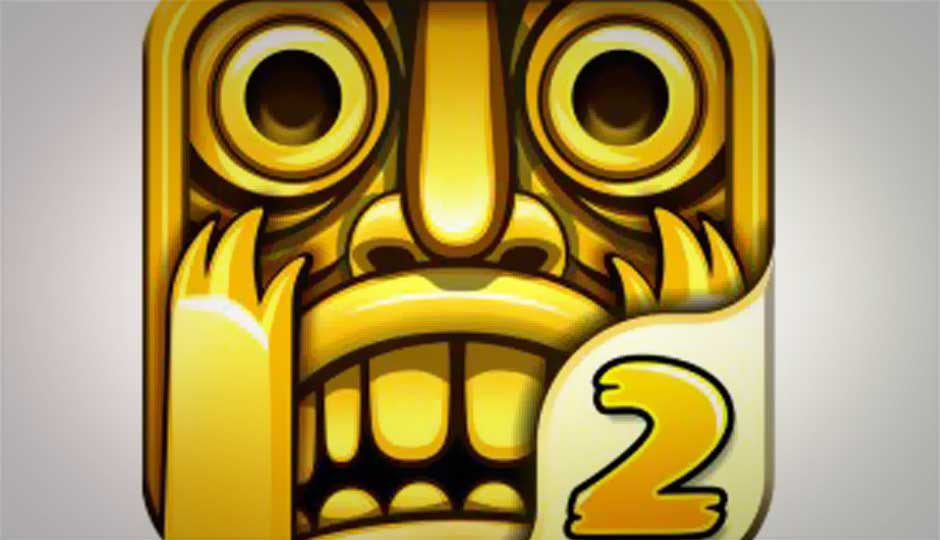 Temple Run 2 becomes the fastest growing mobile game ever