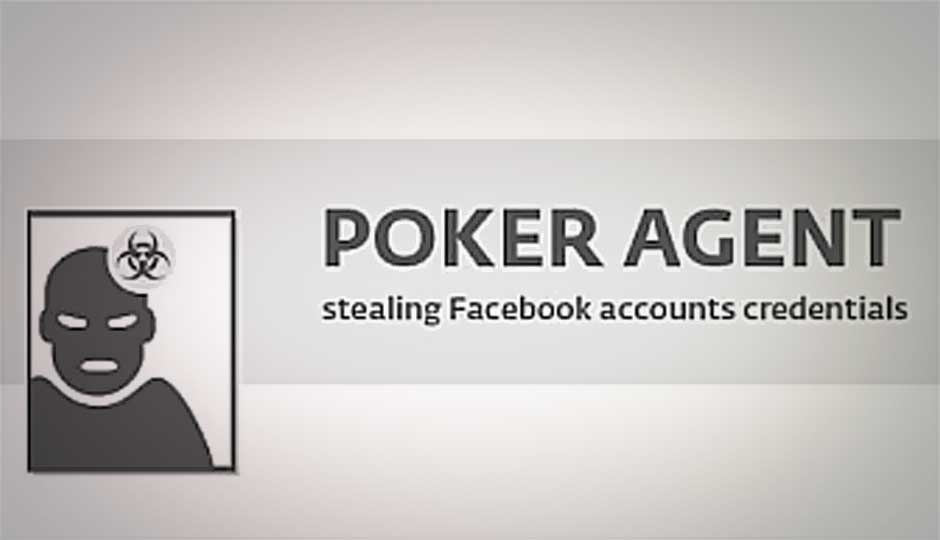 'PokerAgent' Trojan botnet designed to harvest Facebook credentials: ESET