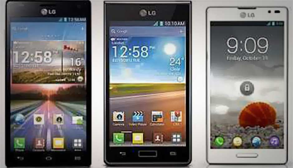 LG Optimus 4X HD, L7 and L9 to receive Android 4.1 Jelly Bean update soon