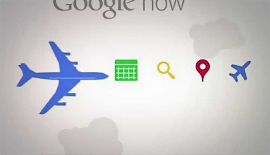 Google Now widget leaked on Google support page, taken down swiftly