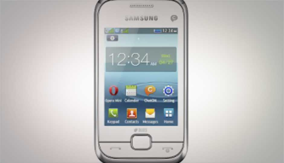 Samsung launches Rex-series budget phones, targets Nokia Asha-series