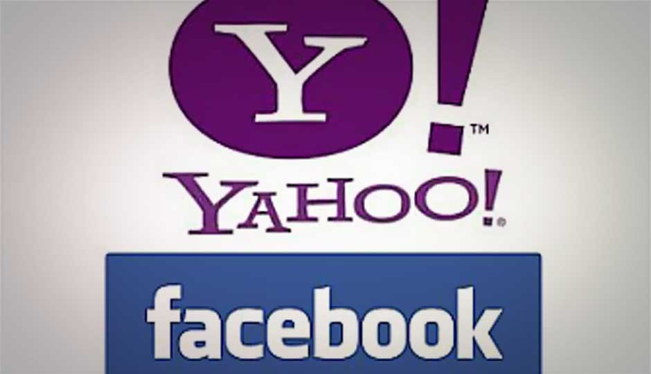 Yahoo collaborates with Facebook for site revamp