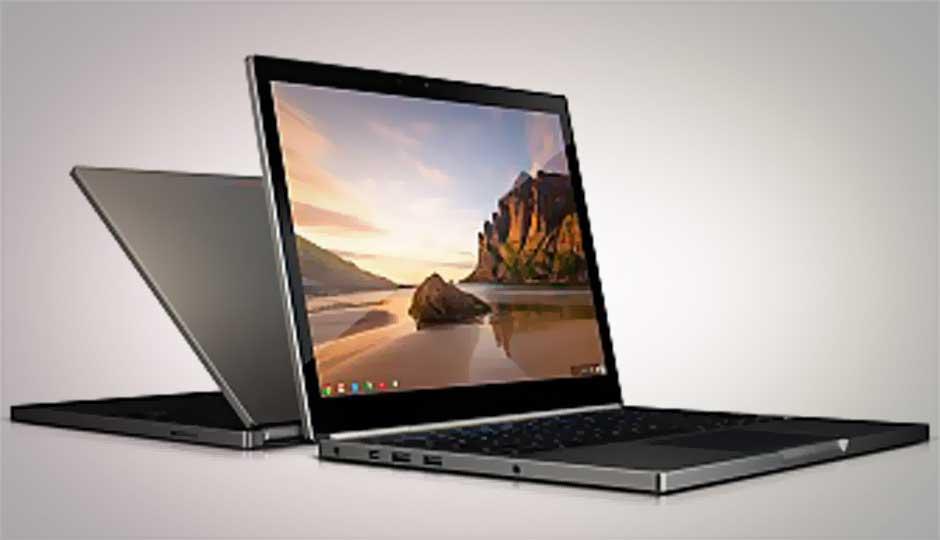 Specs Shootout: Chromebook Pixel vs. Macbook Air, Macbook Pro Retina 13