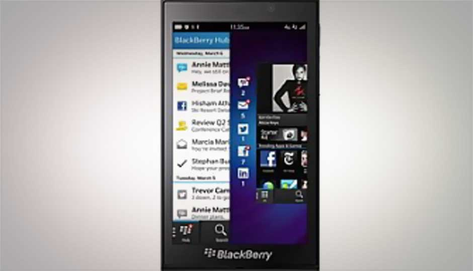 Blackberry z10 price in india review