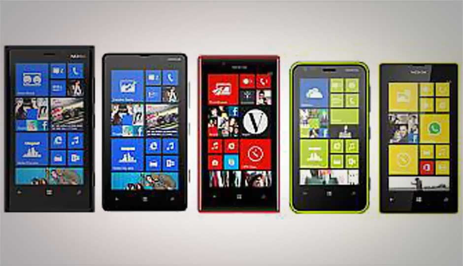 Nokia Lumia Series Comparison: Lumia 720, 520 versus the rest