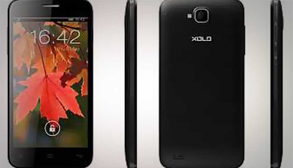 Lava Xolo Q800 quad-core Jelly Bean smartphone launched at Rs. 12,499
