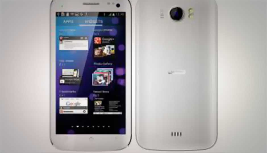 Micromax Canvas 2 A110 gets Android 4.1.1 Jelly Bean update