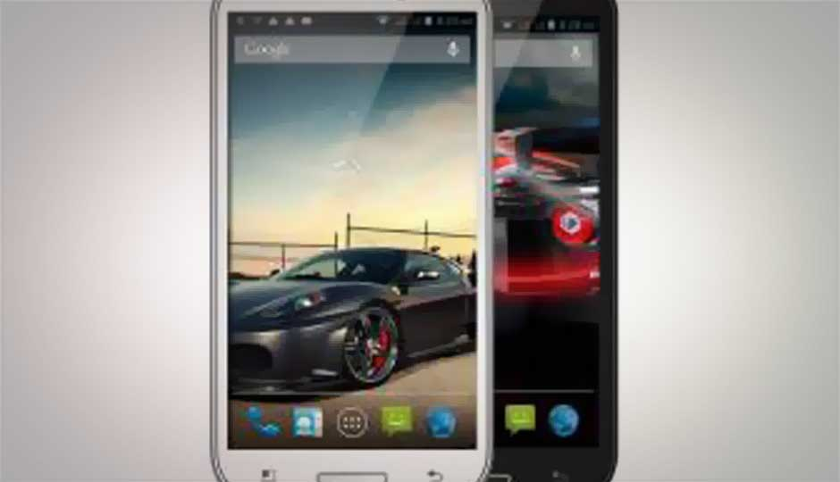 WickedLeak Wammy Titan II, quad-core Jelly Bean phablet launches for Rs. 13,990