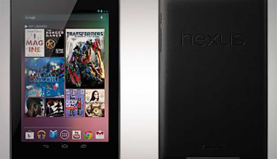 Second-generation Google Nexus 7 to go on sale in July 2013: Report