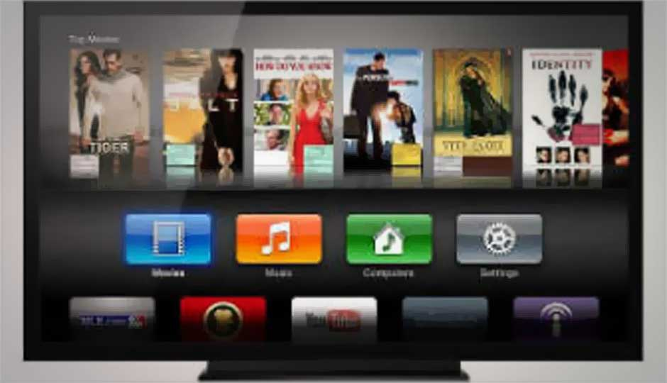 Crazy Apple rumour alert: Apple iTV with iRing motion remote coming in 2013