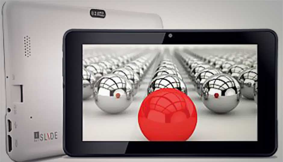 7-inch iBall Slide 6309i Jelly Bean tablet launches for Rs. 5,199