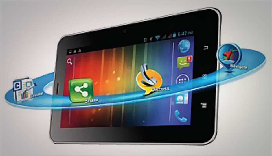 Karbonn Smart Tab TA Fone A37 voice-calling tablet launched at Rs. 9,490