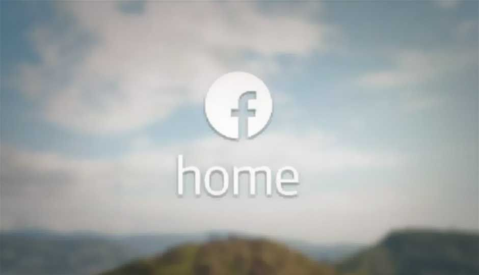 Facebook Home off to a slow start, crosses 500K downloads in five days