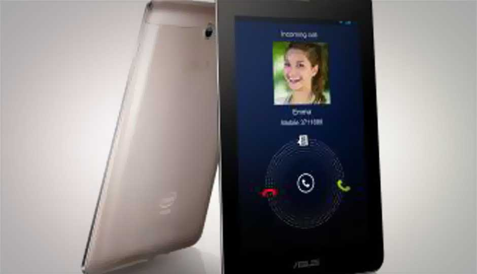 Asus FonePad 7-inch voice-calling tablet launching in India on April 24