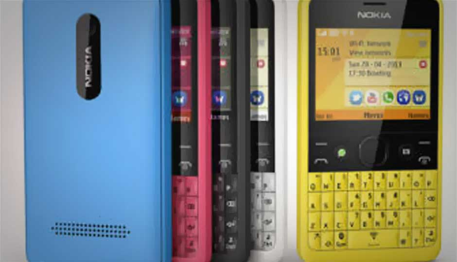 Nokia launches Asha 210 budget phone with QWERTY keyboard