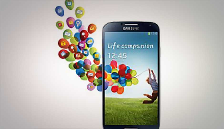 Vodafone launches 'All in One' plans for Samsung Galaxy S4
