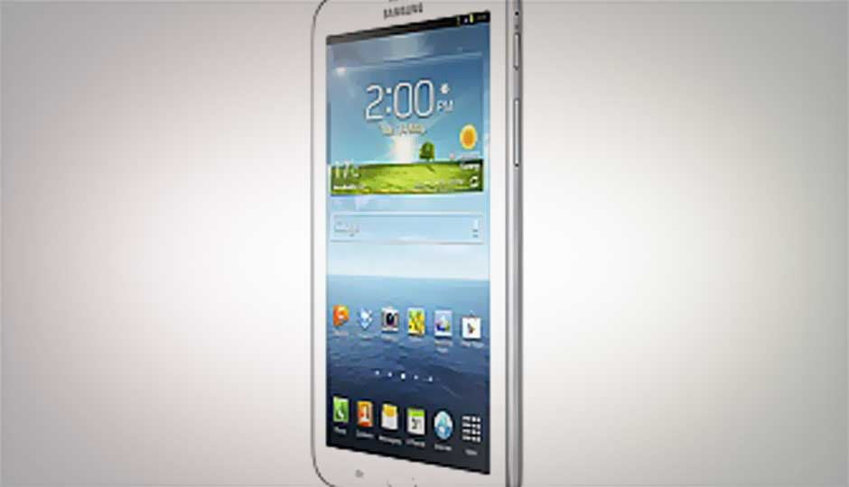 Samsung announces 7-inch Galaxy Tab 3 tablet with voice-calling