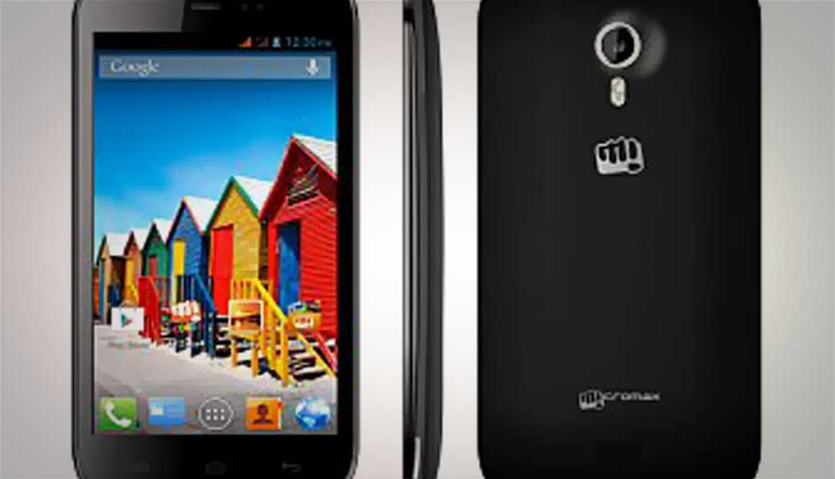 Micromax A115 Canvas 3D launched for Rs. 9,999 with glasses-free 3D display