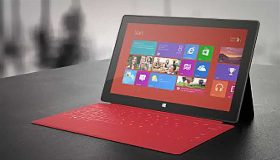 Microsoft reportedly unveiling second-gen Surface tablet in June