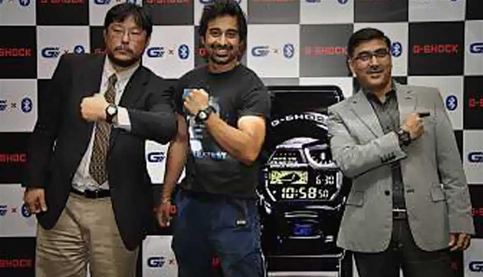 Casio unveils next generation G-SHOCK watches with Bluetooth 4.0