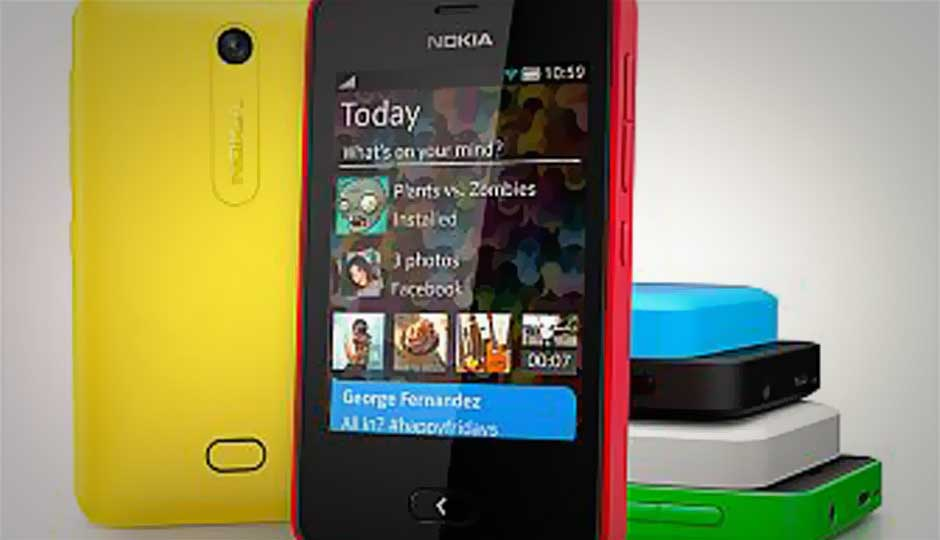 Nokia Asha 501 announced with new Asha OS; due in June for Rs. 5,400
