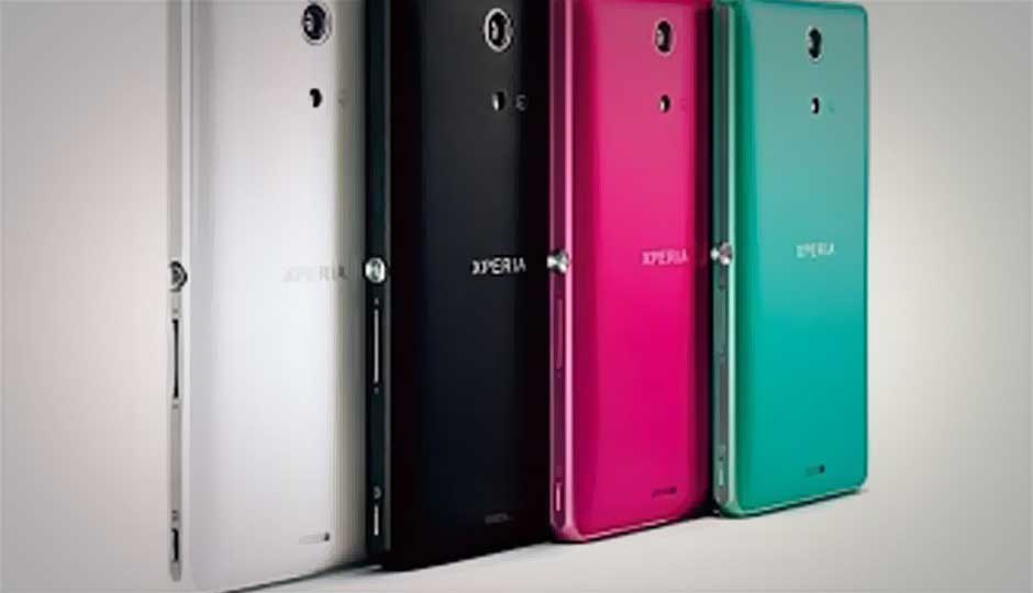 Sony unveils 'Xperia A' dust and water resistant quad-core smartphone