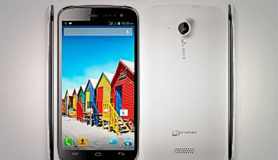 Micromax A116 Canvas HD Android 4.2 update now available