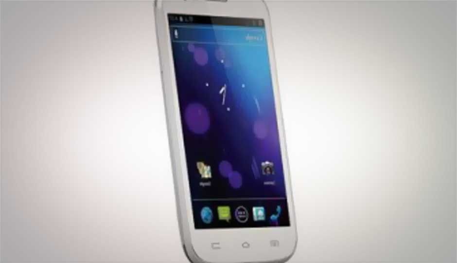Intex Cloud Z5 dual-SIM 2G Android smartphone available online for Rs. 6,899
