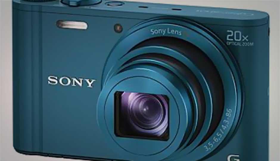 Sony Cyber-shot DSC-WX300 Review