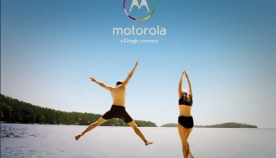 Motorola releases the first advertisement for the Moto X smartphone