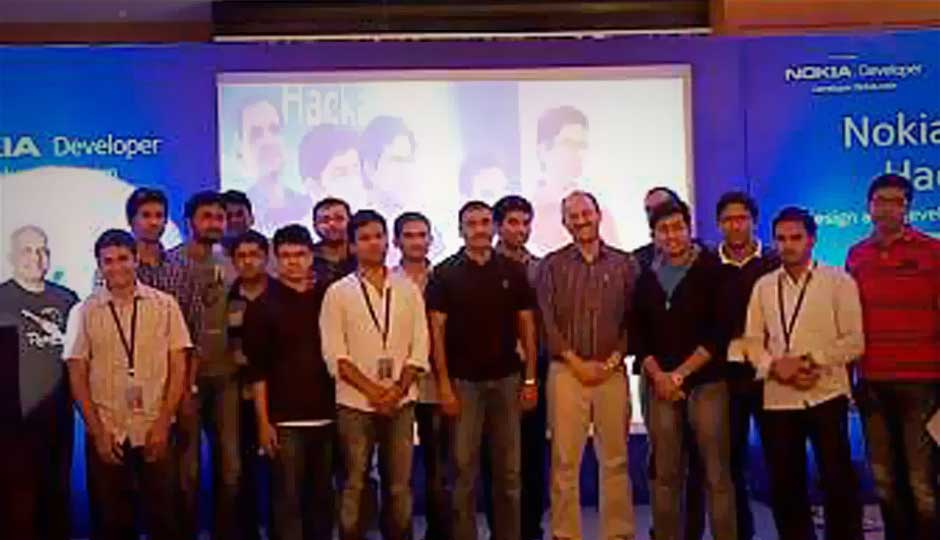 Nokia Do Good Hackathon - Bangalore Edition
