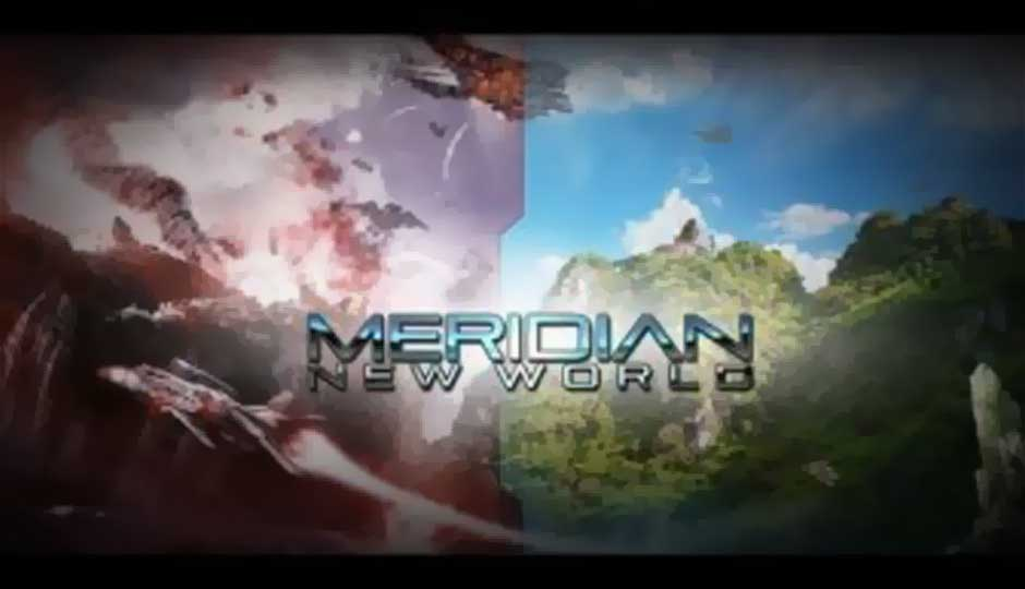 Meridian: New World indie RTS game due in Q2 2014